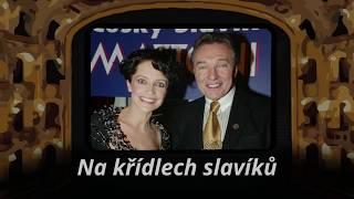 Karel Gott a Lucie Bílá - Na křídlech slavíků (Pocta Slavíkům - nový duet 2018)