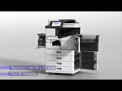 La impresora de inyección de tinta profesional más rápida