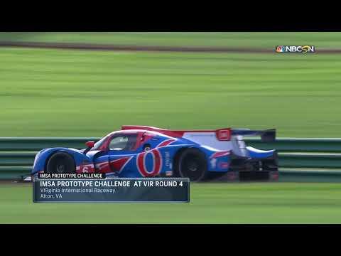 IMSA WTSC バージニア2時間40分 プロトタイプの決勝レースハイライト動画