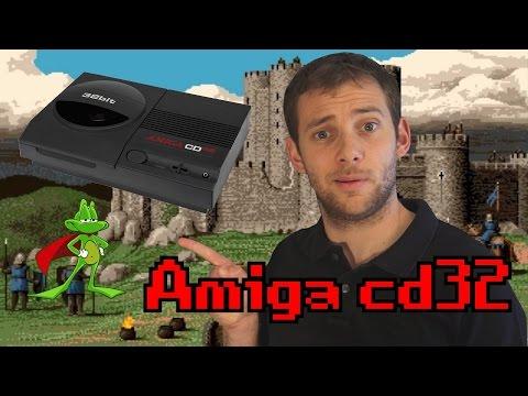 l'Amiga cd32