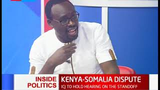 Inside Politics: Kenya-Somalia trade threats