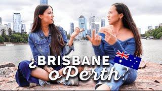 ¿PERTH Es Mejor Que BRISBANE? | Australia |