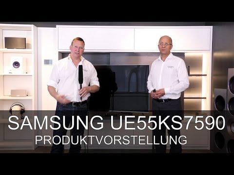 Samsung UE-55KS7590 - Produktvorstellung - Thomas Online Shop - UE43KS7590 - UE49KS7590 - UE65KS7590