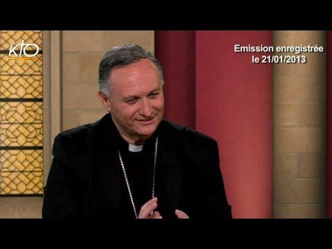 Diocèse de Meaux - Mgr Jean-Yves Nahmias