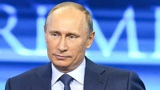 Прямая линия с Владимиром Путиным 16 апреля 2015