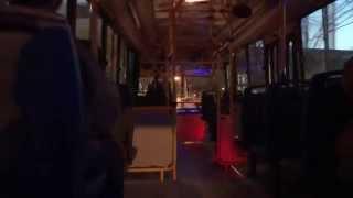 preview picture of video 'Linea 328 Ramal B x Santos Vega Villa Bosch 4-6-2014'