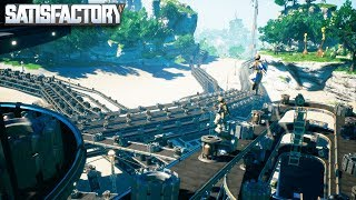 [LIVE🔴] BEST BASE BUILDING & MULTIPLAYER GAME EVER | Satisfactory Gameplay