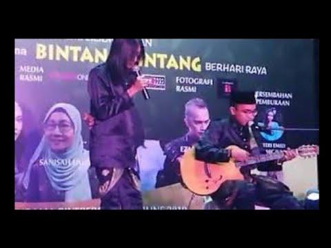 Zamani Slam & Ezad Lazim Lagu Terbaru 5 Aksara Live Singapura
