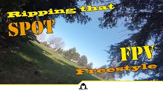 Isolated and still Ripping! FPV Freestyle Canada