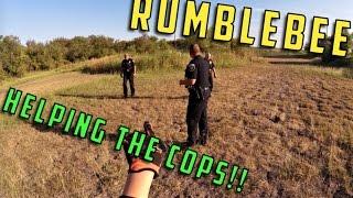 HELPING THE COPS!! - RumbleBee Vlogs - Video Youtube