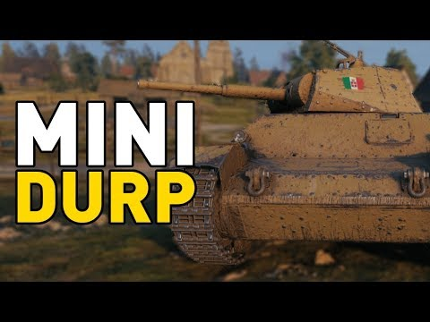 World of Tanks || MINI DURP