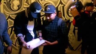Exposicion De BUSTER Graffiti Lettering Malandro (despertar)