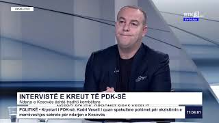 RTK3 Lajet e orës 11:00 31.03.2020