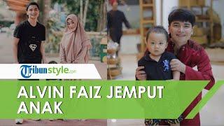 Alvin Faiz Jemput Yusuf untuk Tinggal Bersama, Larissa Chou: Baik-baik Sama Abi