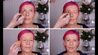 FLAWLESS MAKEUP AT ANY AGE - AD