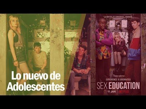 #CineMúsicaYAlgoMás | Sex Education