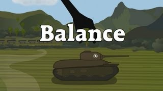 World of Tanks cartoon. Episode 2: Balance