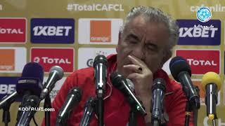 فوزي البنزرتي يخرج عن صمته بسبب هدف وليد الكرتي أمام مولودية الجزائر