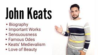 John Keats In Hindi