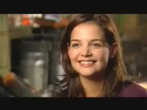 Batman Begins: Katie Holmes Interview