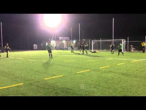 Preview video Campionato calcio a 7 Acsi 2013/2014. Prima giornata: Orzignano Forno d´Oro - Circolo Arci 90