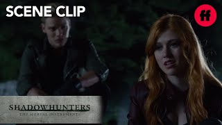 Shadowhunters | Season 1, Episode 8: Simon Returns