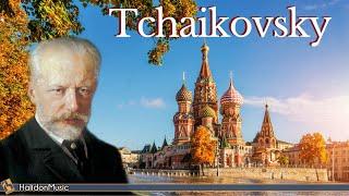 Tchaikovsky - The Best of Romantic Music