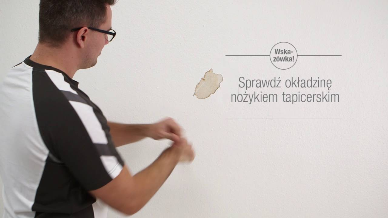 Porady Flügger - Szpachlowanie powierzchni z okładziną tekstylną, filcową lub z raufazy