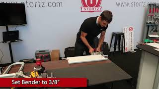 Forming, Seaming, and Cutting 24 Gauge Steel at Metalcon '19