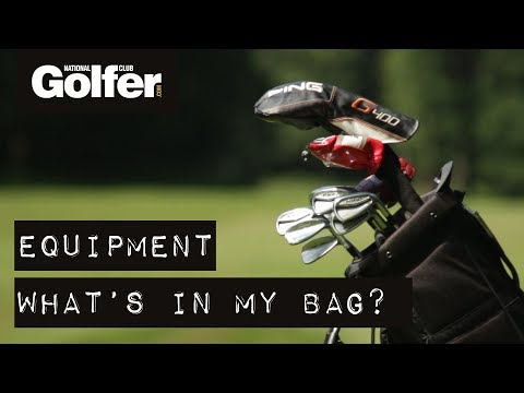 What's in my bag? The best golf equipment 2018