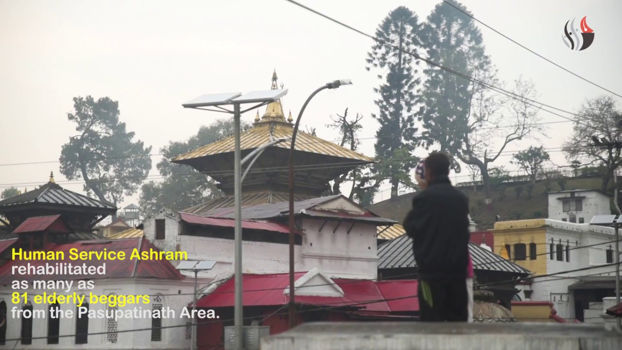 'Beggar-free' Pashupati area (With Video)