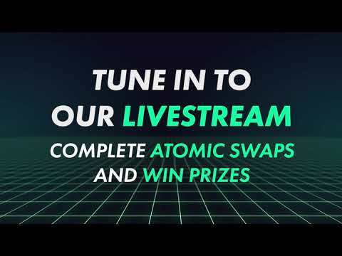 AtomicDEX Stress Test: Signup, Swap, and Win Free Crypto ...
