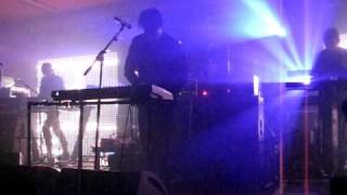 Gary Numan, Engineers, Southampton Union 19112009