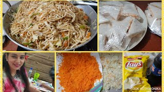 My Daughters Birthday Preparation | Kids Birthday Party Food Ideas |What I Cooked For Bday Party