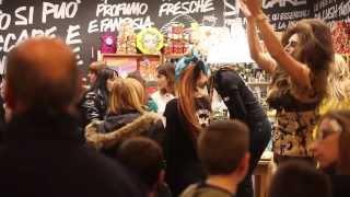preview picture of video 'Lush Sassari 1 Compleanno'