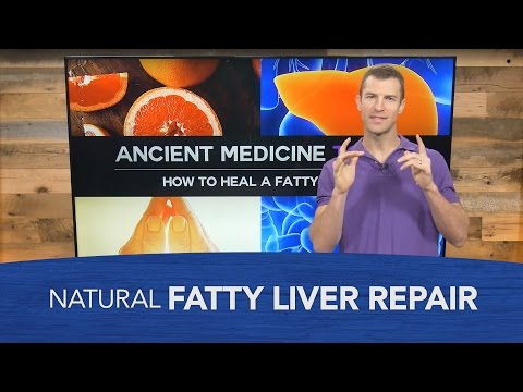Video Fatty Liver Disease: Natural Fatty Liver Remedies