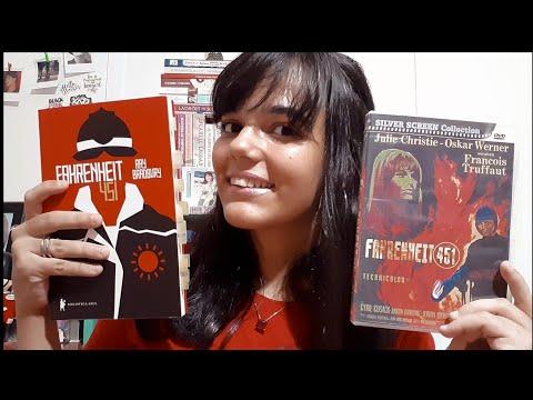 FAHRENHEIT 451 || Mah's Books