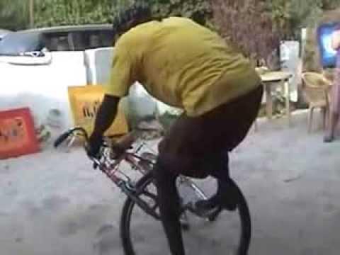 Xe đạp bá đạo số 1 thế giới