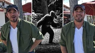 Superman Vs. Bigfoot?! | TMZ