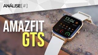 Amazfit GTS Análise / Review - Um Apple Watch da Xiaomi? - Vale a pena? É bom? - Amazfit GTS