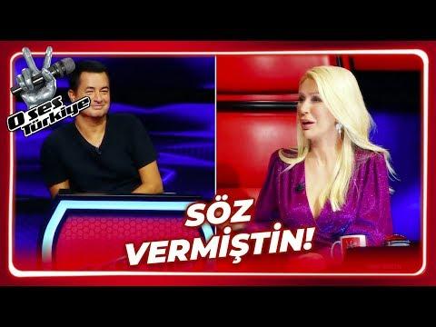 Seda Sayan'ın Vaadi Stüdyoyu Karıştırdı | O Ses Türkiye 6. Bölüm