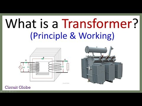 What is a Transformer? Principle & Working