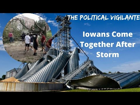 Iowans Help Each Other Since Government Won't Help
