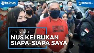 John Kei Bantah Punya Ikatan Keluarga dengan Nus Kei: Dia Bukan Siapa-siapa, Dia Anak Buah Saya