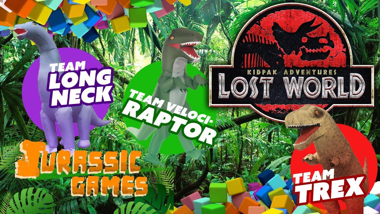 Leviathan 🦎   Lost World Week 5
