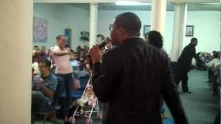 Prophet Brian Carn,  I Need Vision!
