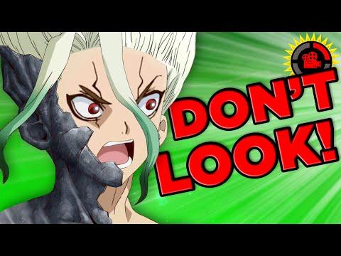 Film Theory: Solving Anime's HARDEST Mystery, Dr Stone's Petrification Beam!