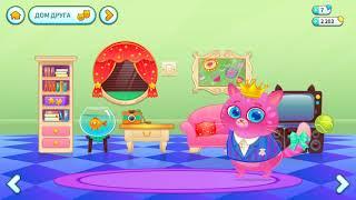 КОТЕНОК БУБУ #19 My Virtual cat  Bubbu смотреть онлайн