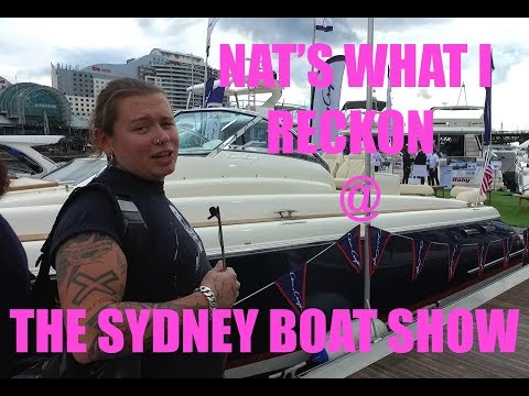 The Overpriced Boat Show Review