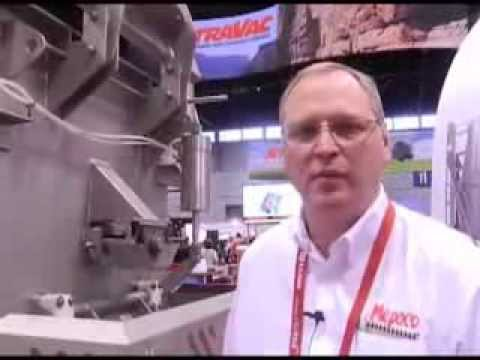 ThermaBlend Video Tour  - Live at Process Expo ThermaBlend™  Mixer Batch Cooker